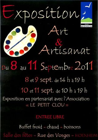 Affiche expo279