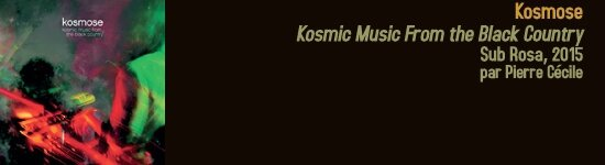 kosmose kosmic music from the black country