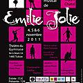 2011 - Emilie Jolie