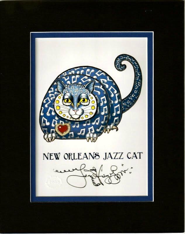 new-orleans-jazz-cat-music-kitty-jamie-hayes-new-orleans-art-print-8x10