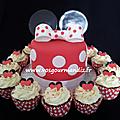 Gâteau + cupcakes