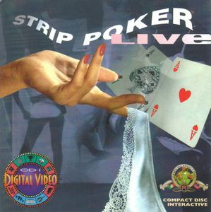 Strip Poker Live (E) (En) Front