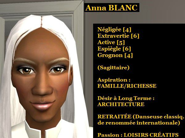 Anna BLANC