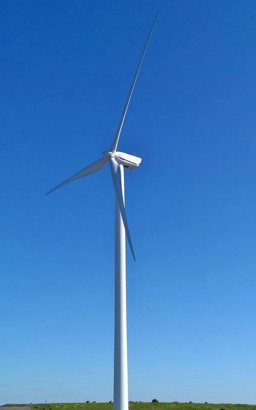 Les éoliennes de Neetlje Jans