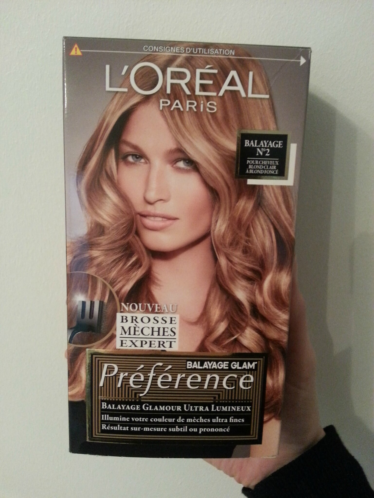 jai test coloration loral balayage prfrence n2 - Coloration Preference