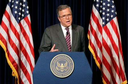 jeb_bush_speaks_while_promoting_his_book_immigrati_513cd9e053
