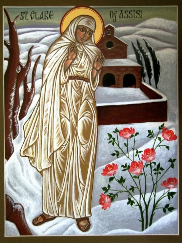 st-clare-of-assisi-mercy-ptak I