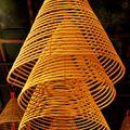 Spirale d'encens (Macao)