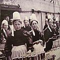 La population bretonne depuis 1800
