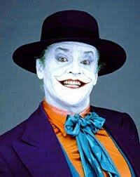 Maquillage de Jack Nicholson pour LE JOKER