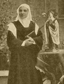 Bienheureuse Elie de St Clément 2