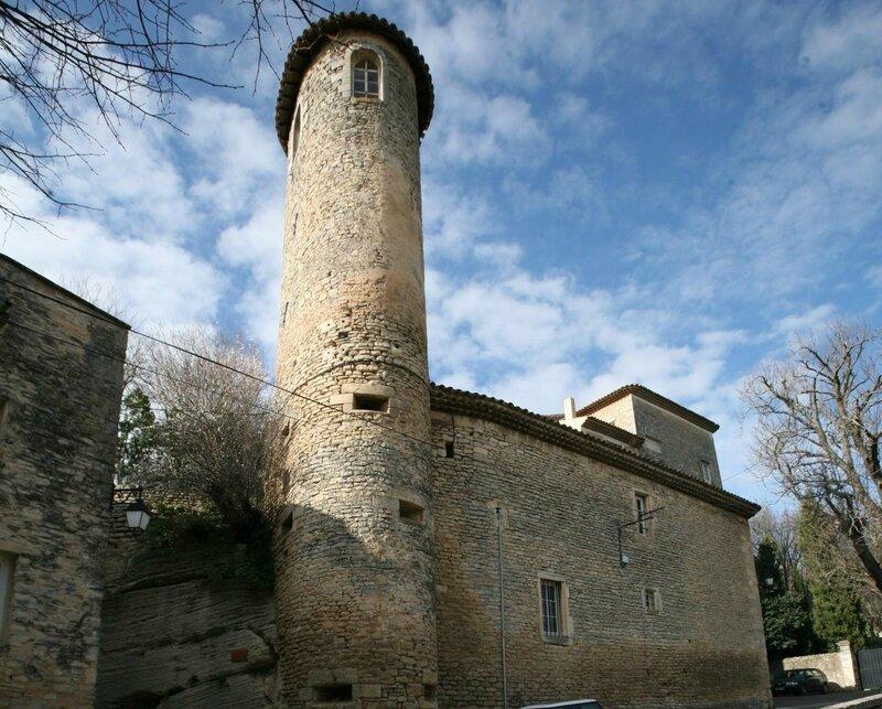 chateau d'Agoult