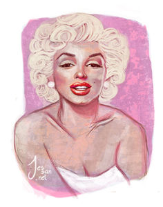 Marilyn_Monroe_Portrait_Illustration_5