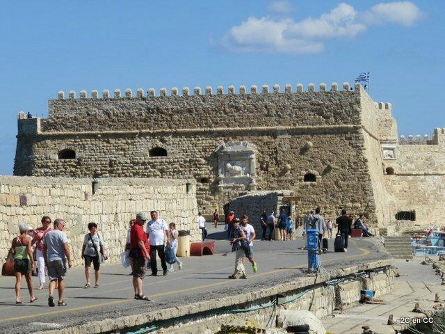 Fort Vénitien - Héraklion - Crète