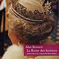 La reine des lectrices ---- alan bennett
