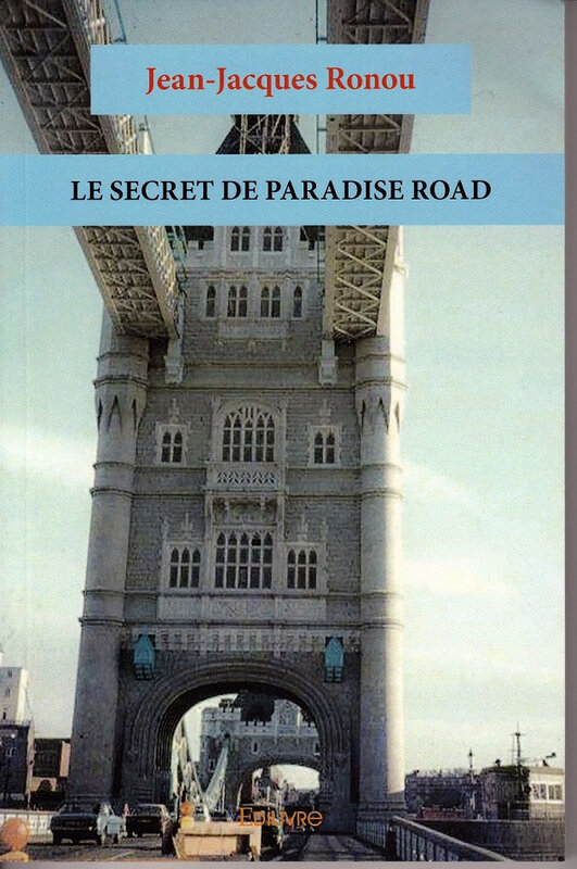 Le secret de Paradise road - Couverture