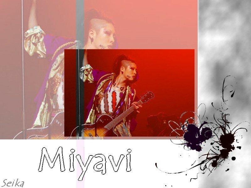 Miyavi montage