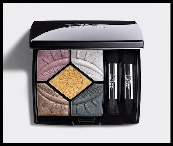 dior power look palette regard couture intensif eye