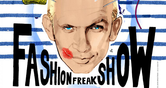 Jean-Paul Gaultier - fashion-freak-show