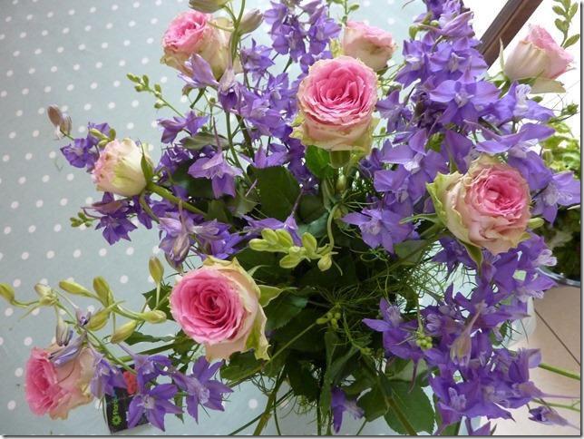 bouquet chantal