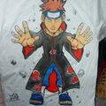 T-shirt Akatsuki Pain