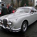 Daimler 2.5 litre v8-1964