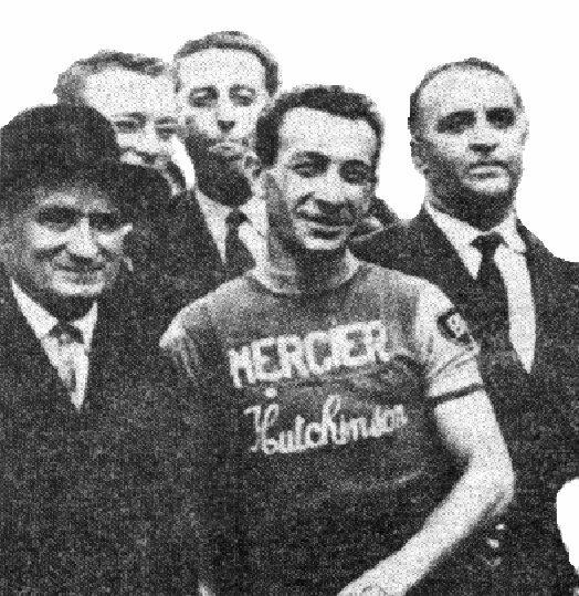 Robert Desbats vainqueur en 1956