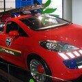 Peugeot inspiration sapeur pompier