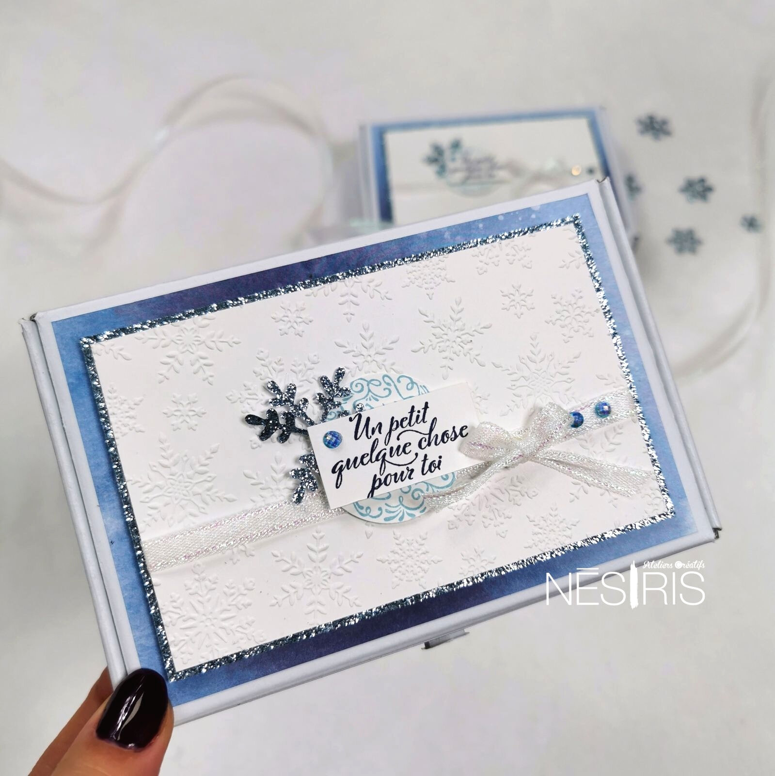 Blog Hop International : Collection Splendeur en flocons