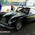 Aston martin DB2 de 1952 (37ème Internationales Oldtimer Meeting de Baden-Baden) 01