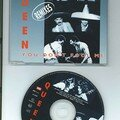 Queen You don't fool me cd's 4 titres remixes France
