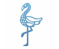 couture-creations-flamingo-silhouette-mini-die-co7 - Copie