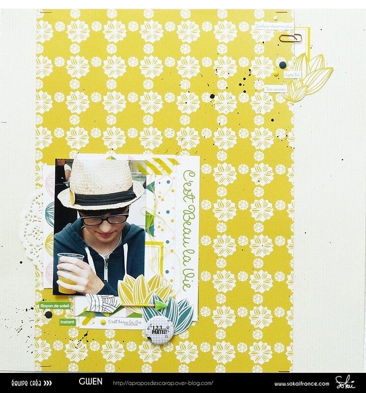 Page-Yellow--Gwenaël-Brelet
