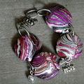 bracelet lentilles