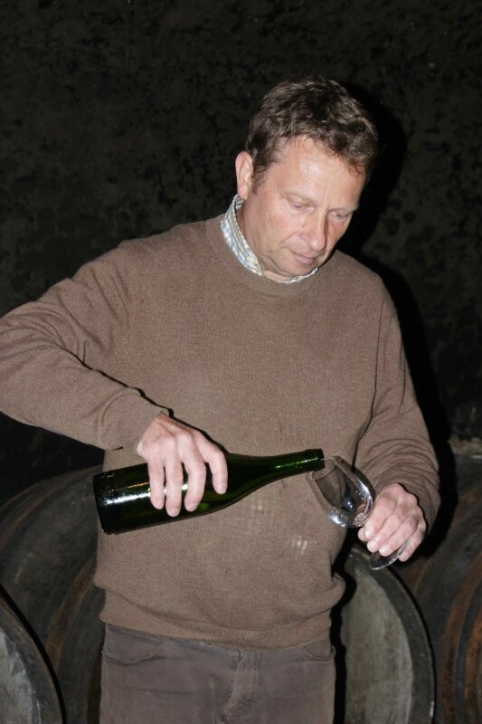 Philippe Foreau (Vouvray, Clos Naudin)