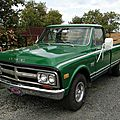Gmc 910 fleetside 1967-1972