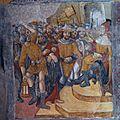 Jésus devant Anne (?)