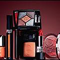 Dior en diable - rouge blush 15 teintes - dior