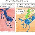 Illustration pour le site de catherine fauconnier, thérapeute créatrice de la méthode conscience génosomatique