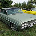 Oldsmobile super 88 holiday hardtop sedan-1962