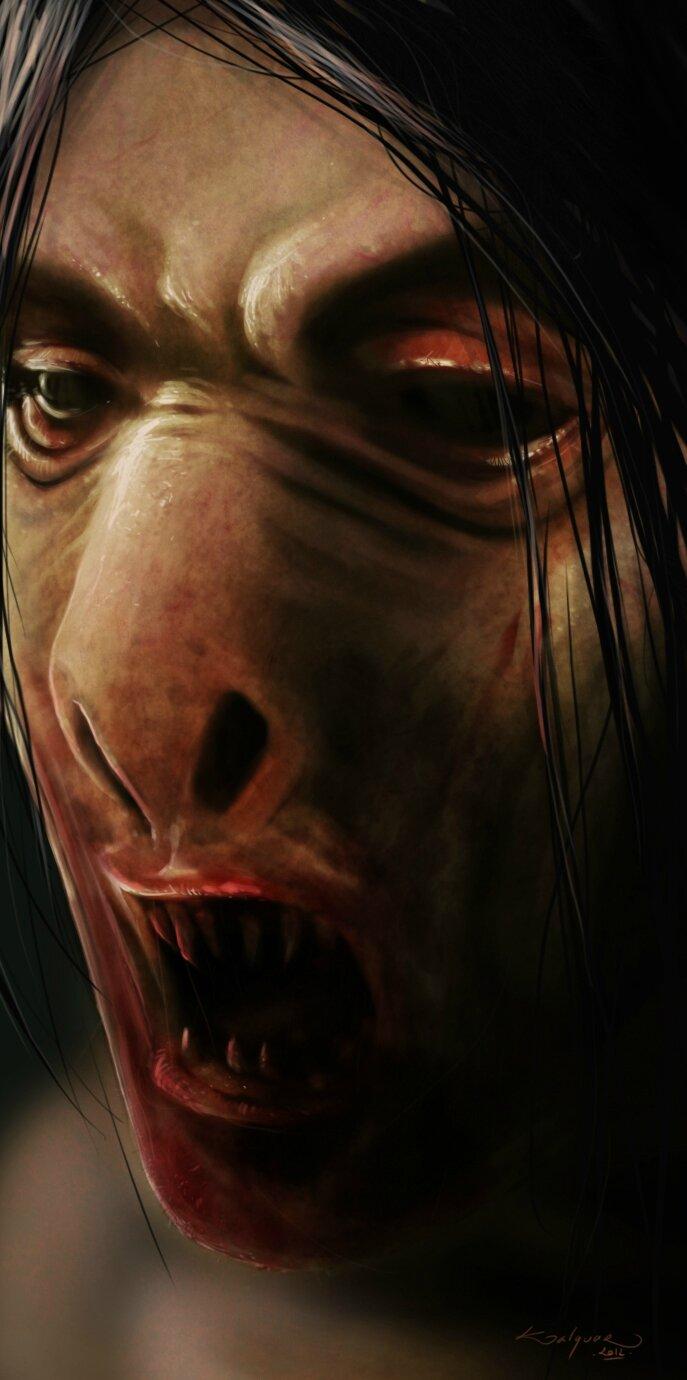 monstre vamp