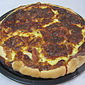 Quiche auvergnate