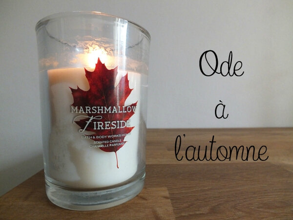 1 Automne-Fall-Bougie-Candle-Bath-Body-Works-Marshmallow-Fireside-Maman-Flocon-MamanFlocon