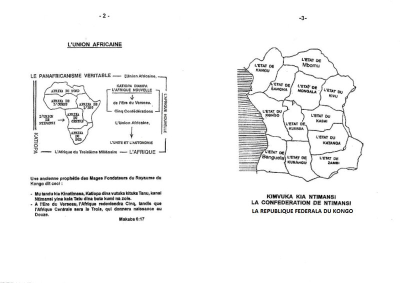 LE GOUVERNEMENT DU KONGO CENTRAL INDEPENDANT b