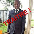 Kongo dieto 4526 : ...tout traitre congolais finira par craindre la colere du peuple congolais !