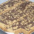 Shortbread au pain d'épices et cacao