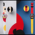 swatch montres spot mickey 1
