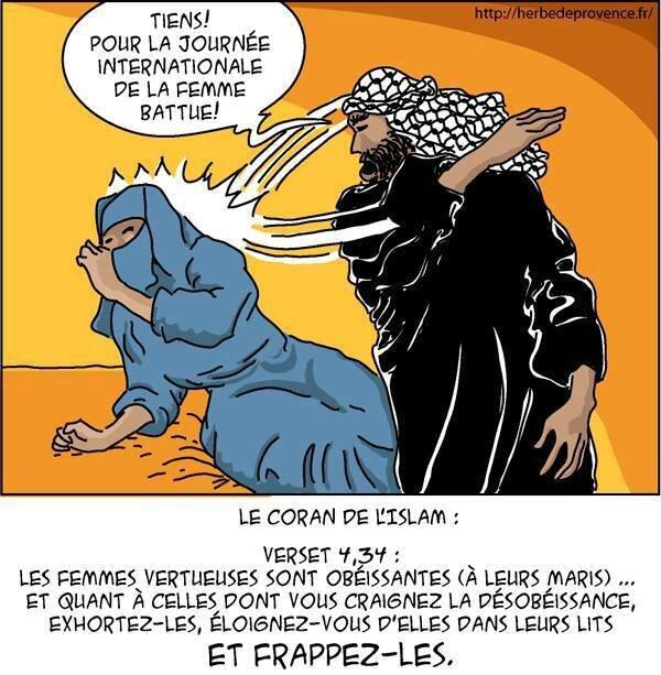 islam coran journee de la femme