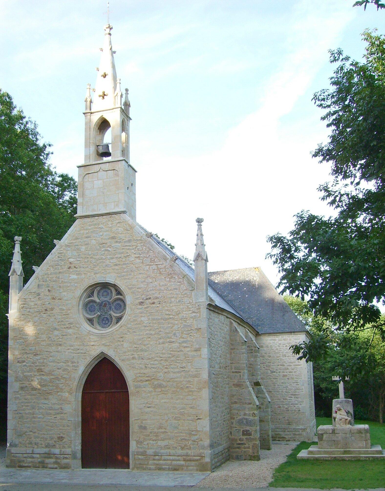 Ouverture chapelle