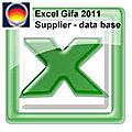 Gifa - téléchargez la base de données des exposants